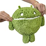Squishable Android Symbol Plush, Green, Mini 7""