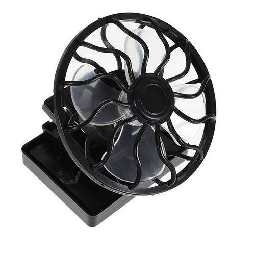 Fan Pocket Clips Solar Hat Sport Fan Cap by Electronic Accessories