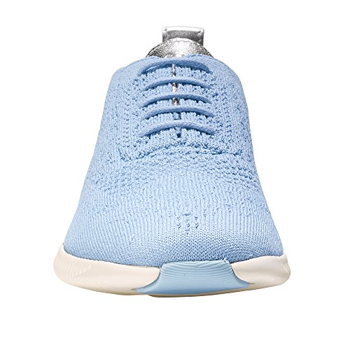 Cole Haan Femmes 2.zerogrand Stitchlite Oxford Chambray Tricot-ivoire