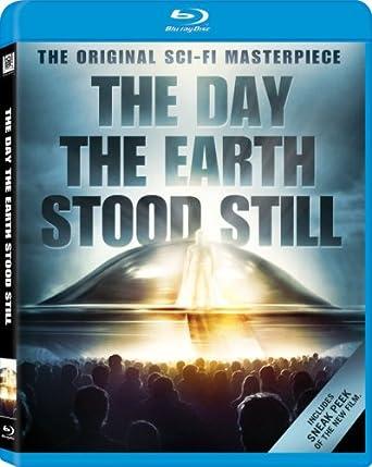 Day The Earth Stood Still Blu Ray 2008 Us Import Amazon Co Uk Bernard Herrmann Dvd Blu Ray