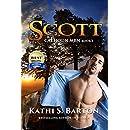 Scott: Calhoun Men—Erotic Paranormal Wolf Shifter Romance