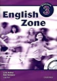 img - for English Zone 3: Workbook with CD-ROM Pack by Rob Nolasco (2008-03-06) book / textbook / text book