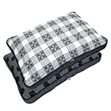 MyPillow Pet Beds, Large, Gray