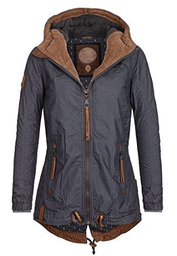 Naketano M Female im Dark Jacket rmel Arsch Blue SrSwx6f