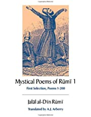 The Mystical Poems of Rumi 1