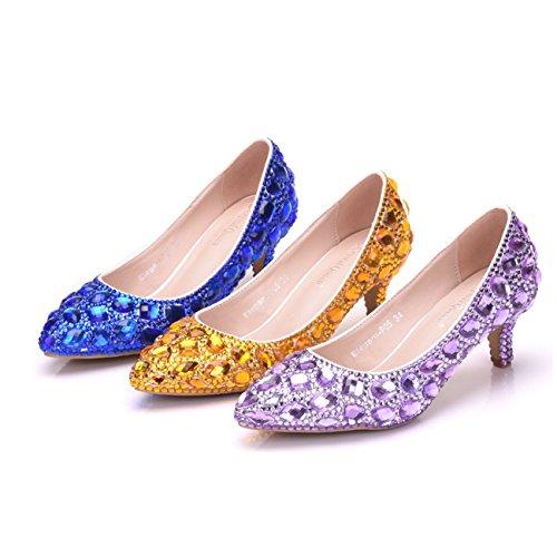 Plateforme Minitoo Purple 6cm femme Heel 1qfxHwq