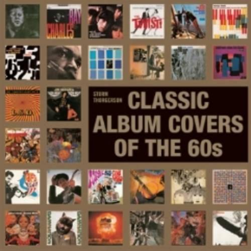 Rock Album Cover Art (Classic Album Covers of the 60s)