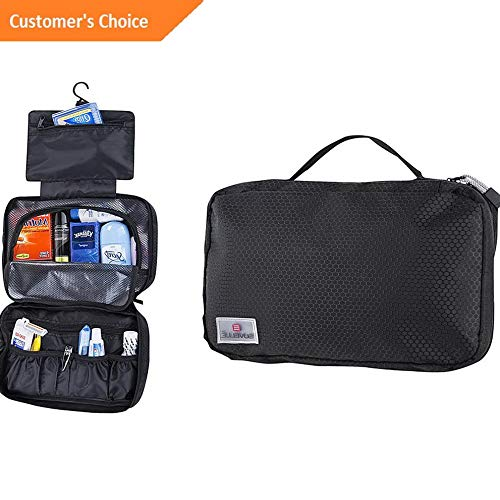 Amazon.com: Sandover Hanging Toiletry Travel Kit Organizer 3 Colors Toiletry Kit NEW | Model LGGG - 10669 |: Sandover