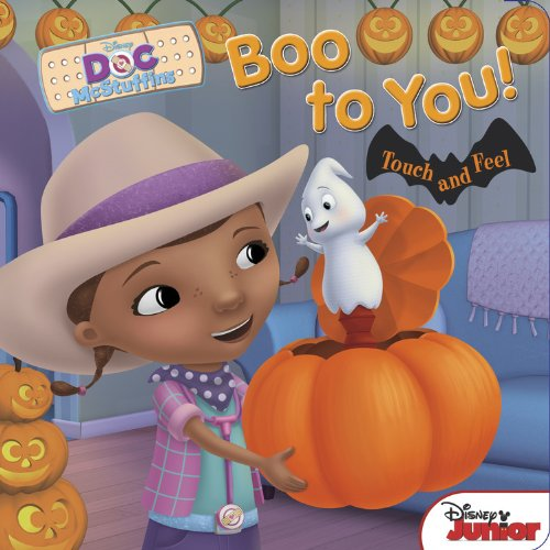Doc McStuffins Boo to You! -