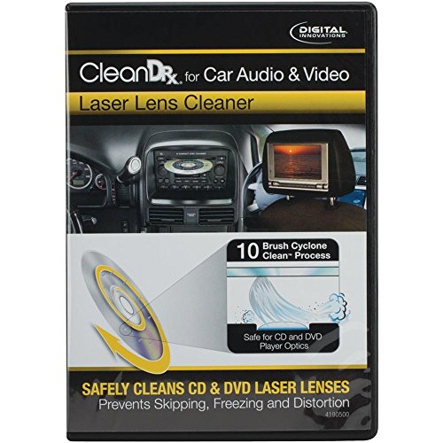 Discount Stereo Speakers Car - Digital Innovations CleanDr for Car Audio & Video Laser Lens Cleaner 4190500