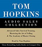 Tom Hopkins Audio Sales Collection