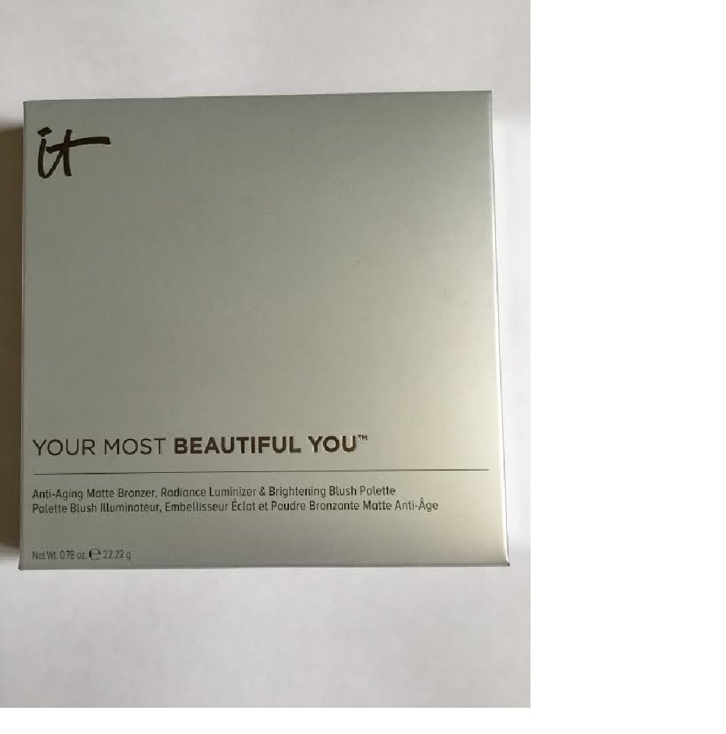 It Cosmetics Your Most Beautiful You Anti Aging Face Disc .78 Ounces 22.22 Grams