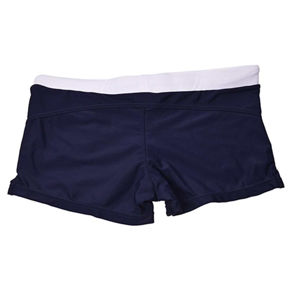 d54322ba5bcb6 Amazon.com : AQUX Hot Sexy Men Swimwear Men's Swimsuits Surf Board Beach  Wear Man Swimming Trunks Boxer Shorts Swim Suits, Navy blue L : Sports &  Outdoors