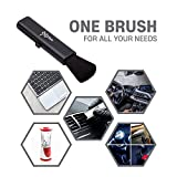 Portable Cleaning Brush Retractable Compact Duster