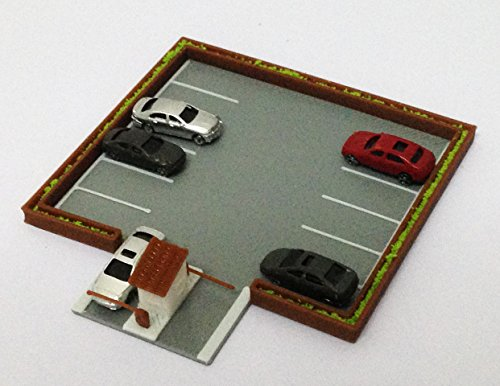 Outland Models Railroad Layout Outdoor Car Parking for sale  Delivered anywhere in USA