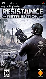 Resistance: Retribution [Online Game Code] (B002SG86HI) | Amazon price tracker / tracking, Amazon price history charts, Amazon price watches, Amazon price drop alerts