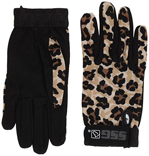 All Weather Leopard Gloves (SSG Childrens All Weather Gloves Leopard)