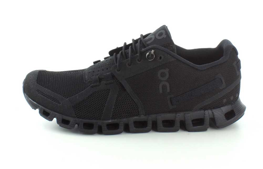 ON Women's Running Cloud Sneaker B01CS7HCLW 6 B(M) US|Black