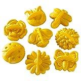 Nordic Ware 01225 Garden 8-Piece Cookie Cutters