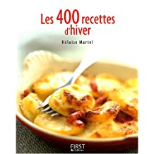 400 recettes d'hiver -les