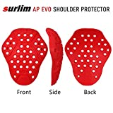 Surlim Shoulder Protector CE Insert Armor