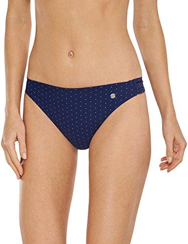 Schiesser Bikini-slip Mini - Braguita de bikini Mujer azul (admiral 801)