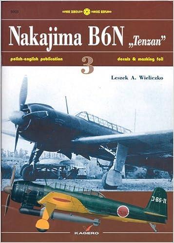 Nakajima b6n tenzan by leszek a wieliczko scotts international e nakajima b6n tenzan by leszek a wieliczko fandeluxe Image collections