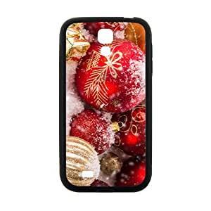chen-shop design Lovely Christmas Hight Quality Plastic Case for Samsung Galaxy S4 high XXXX
