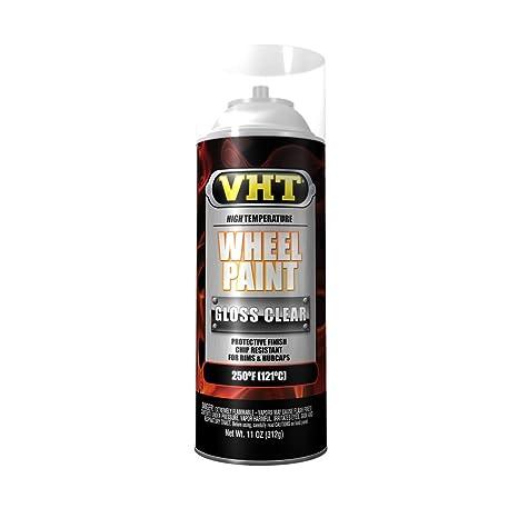 VHT SP184 Clear Coat Wheel Paint Can - 11 oz