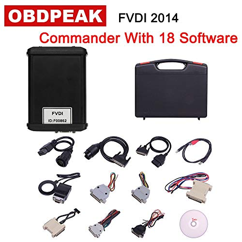 Abay FVDI 2018 Full Version (Including 18 Software) FVDI ABRITES ABRITES  Commander No Limited FVDI V2014 / V2015 Free Shipp