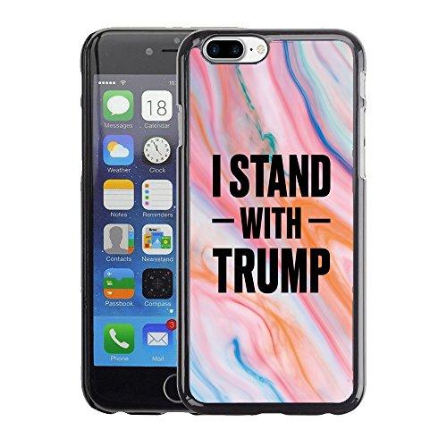 Print Motif Coque de protection Case Cover // Q04050521 USA Donald Trump marbre // Apple iPhone 7 PLUS