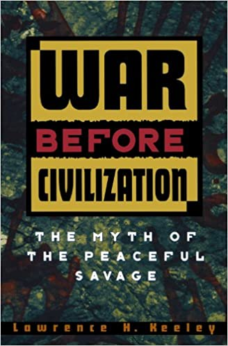 an analysis of primitive warfare in war before civilization by lawrence h keeley In war before civilization, lawrence h keeley conducts an keeley's clear analysis counters much recent of several features of primitive warfare.