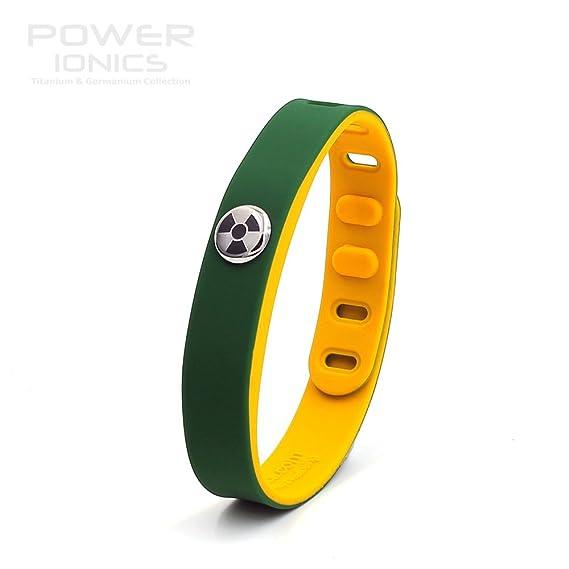 Power Ionics Energiearmband Superhelden Edition | 4in1 Ionenarmband 3000 cc Negative Ionen | Superhero Powerarmband | Gesundh