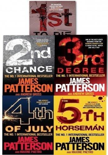 James Patterson Women