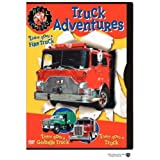 Real Wheels - Truck Adventures (There Goes a Truck/Fire Truck/Garbage Truck) by Warner