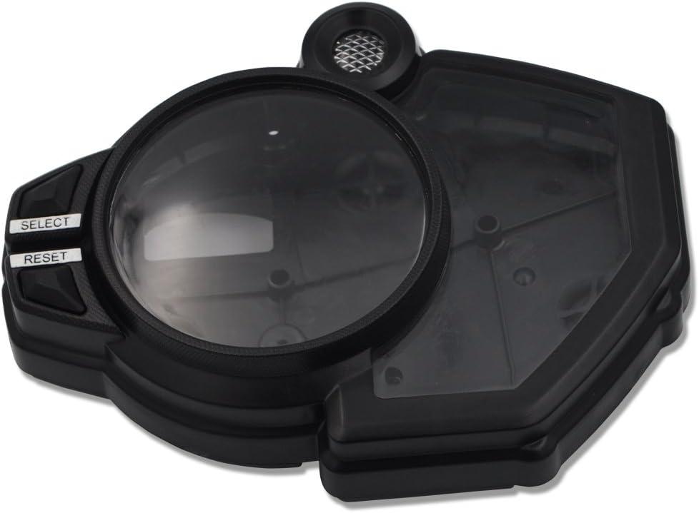 ZXMOTO Speedometer Gauge Tachometer Case Cover for Yamaha YZFR1 2009 2010 2011