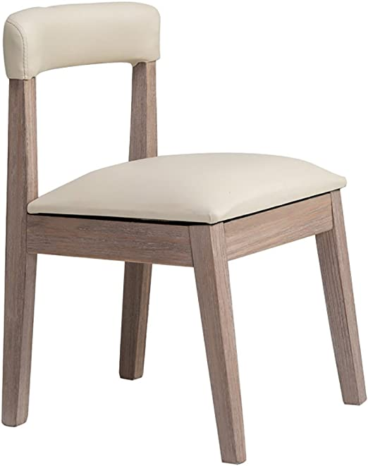 Amazon.com - ALF Eiffel Chair Simple Old Wood Chair ...
