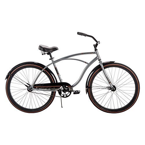 Huffy Bicycle Company Men's Good Vibration Classic Cruiser 26/Medium/26 [並行輸入品] B06XFQ7Y7M