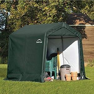 ShelterLogic 8x8 Pop Up Garden Shed