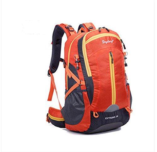 BUSL paquete al aire libre 35L del bolso del alpinismo bolsa de viaje del recorrido del hombro del ms hombres que viajaban . a b