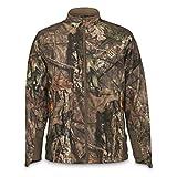 ScentLok Men's Full Season TAKTIX Hunting Jacket, Mossy Oak Break-Up Country, M