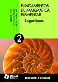 capa de Fundamentos de Matemática Elementar - Volume 2