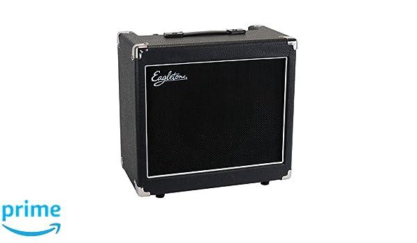 Eagletone AERO 15 V2 modelado de amplificador de guitarra 15W Negro: Amazon.es: Instrumentos musicales