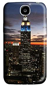 Samsung S4 Case Empire state building 3D Custom Samsung S4 Case Cover