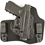 DeSantis Invader Inside the Waistband (IWB) Holster – Smith & Wesson M&P Shield 9/40