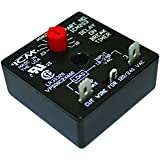 ICM Controls ICM203 Delay-on-Break Timer with 0.03-10 min, Adjustable Time Delay, Universal 18-240 VAC