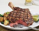 Kansas City Steaks 4 (18oz.) Frenched Bone-in Ribeye