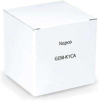 Door Control Access-Control Keypads GEM-K1CA NAPCO Alpha EZ ...