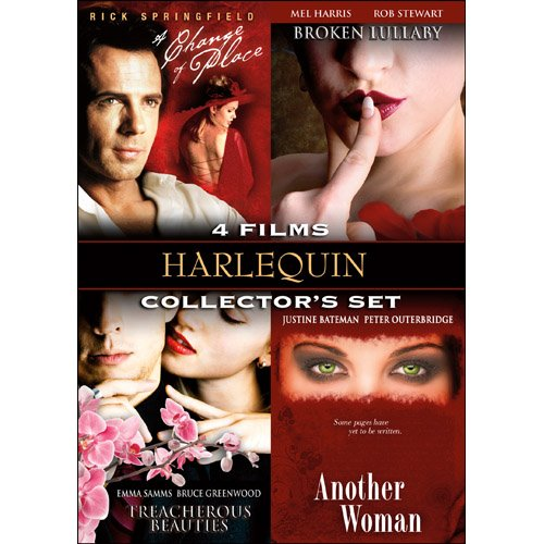 DVD : Harlequin Collector's Set: Volume 1 (Slipsleeve Packaging, 2PC)