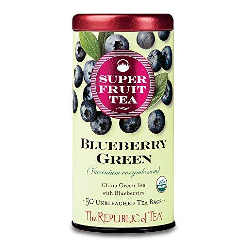 Tea Blueberry Green Tea - 2